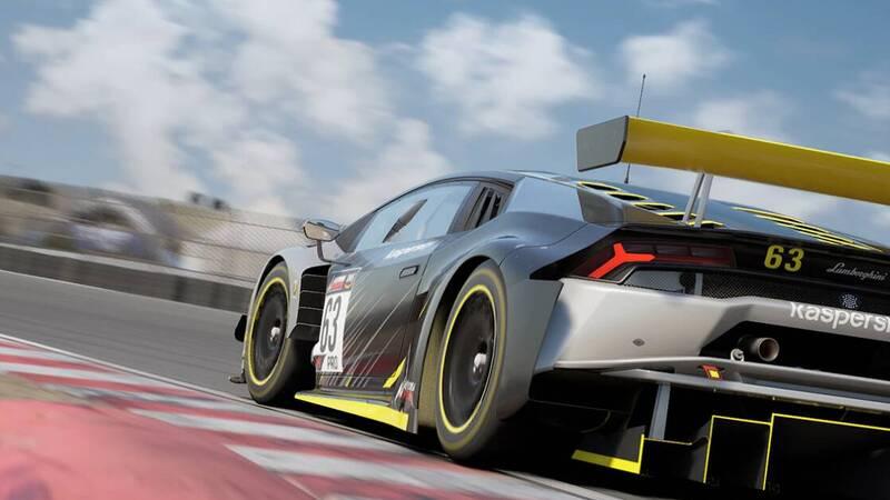 Lamborghini eSports announces the second edition of The Real Race