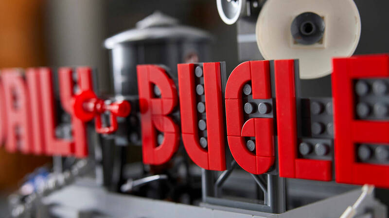 The LEGO Marvel # 76178 Daily Bugle set is already on sale for VIP users