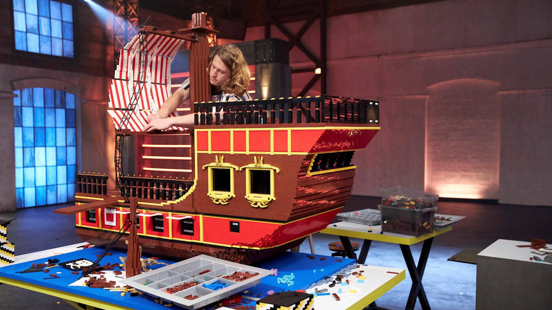 LEGO MASTER AUSTRALIA II EDIZIONE