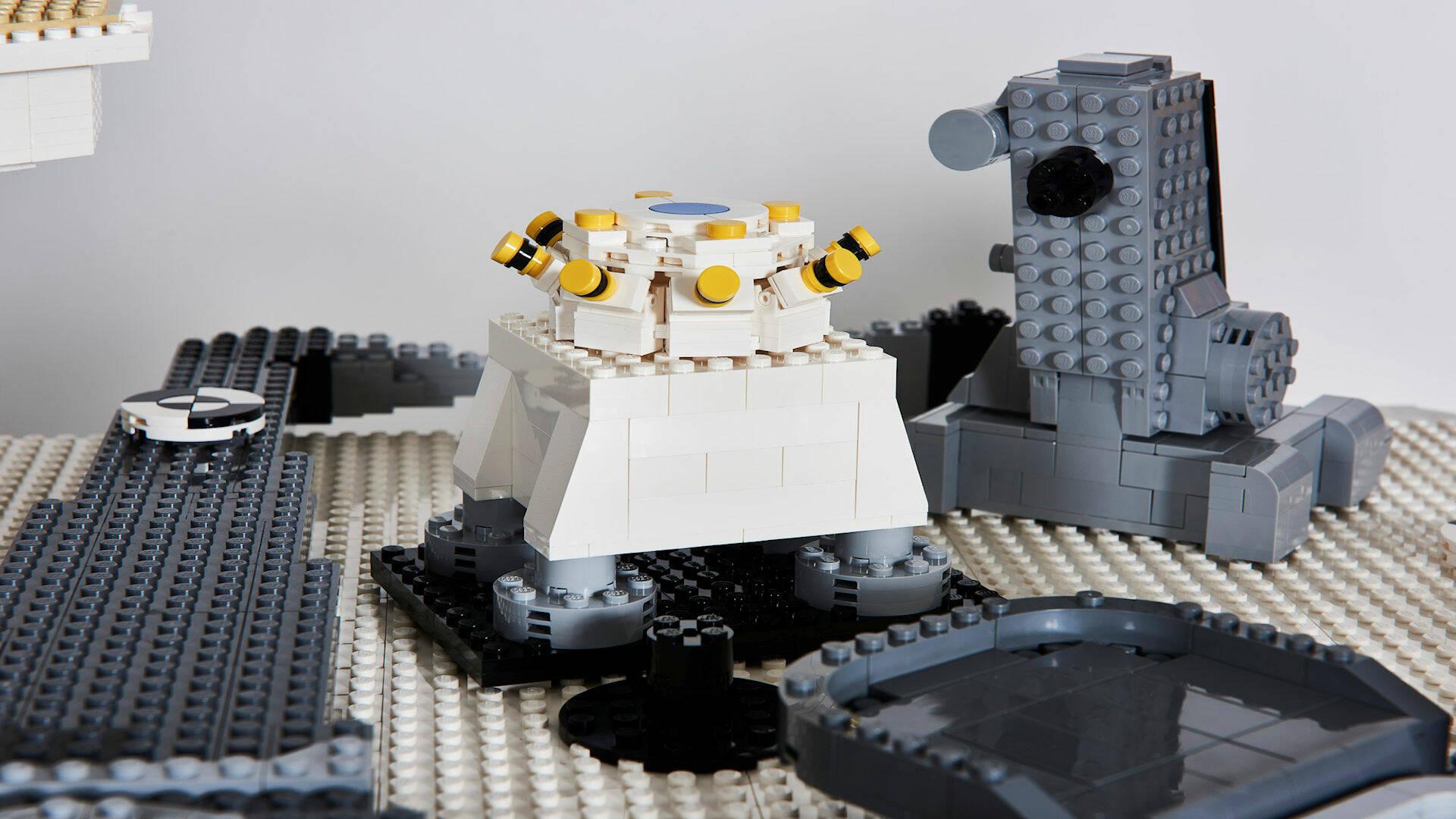 LEGO PERSEVERANCE BY RICCARDO ZANGELMI