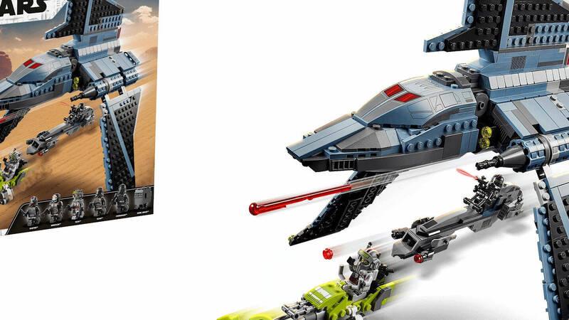 LEGO presenta il set dedicato alla nuova …
