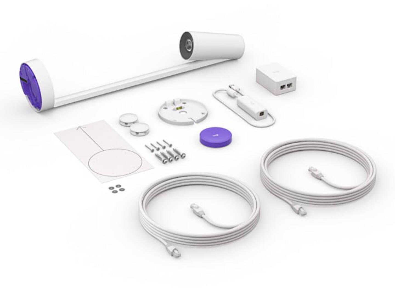 Logitech ha presentato una webcam che vi rende trasparenti