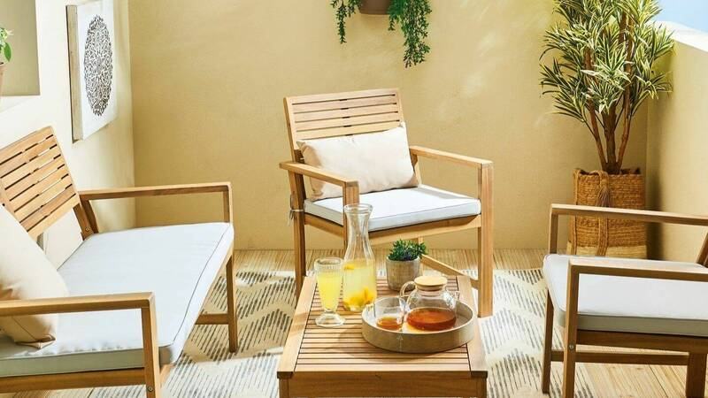 Offers Barbecue, Gazebo and garden furniture by Lorey Merlin