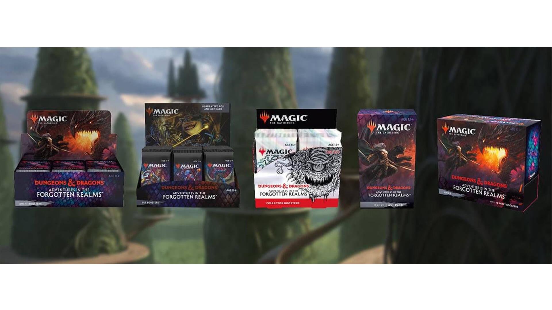 Magic D&D