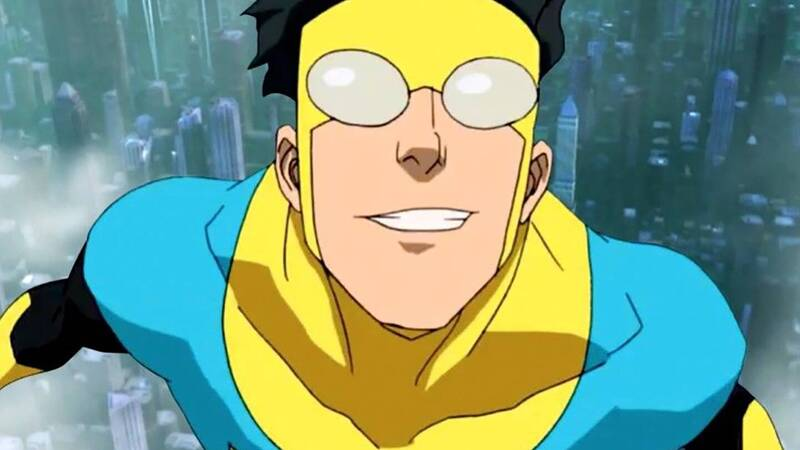 Invincible: There are plans for 5-7 seasons