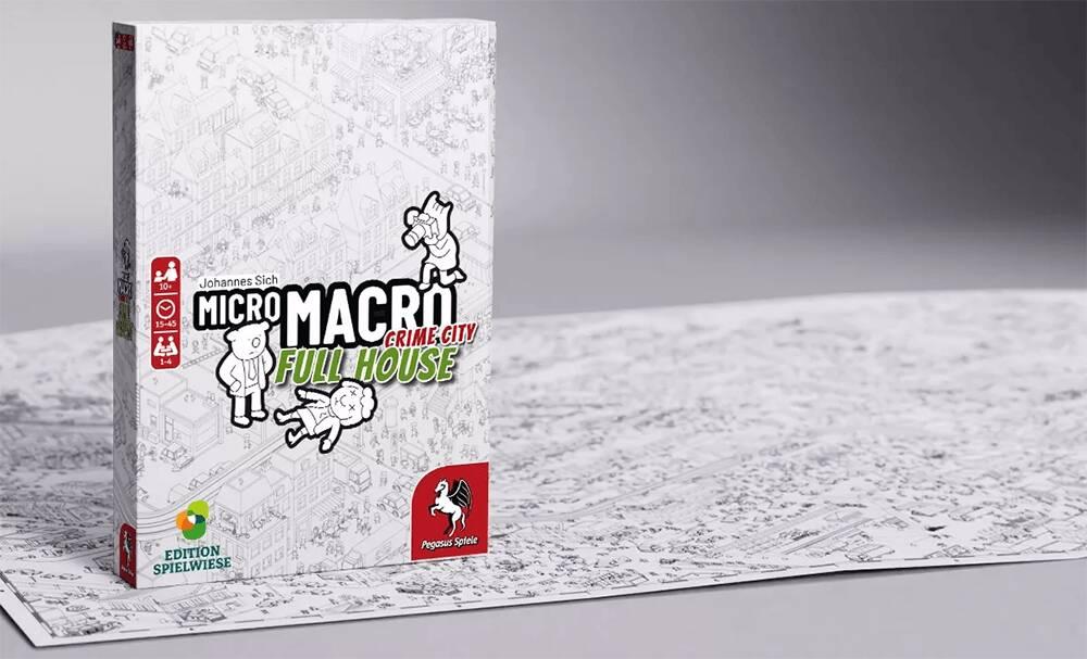 MicroMacro: Crime City espansione