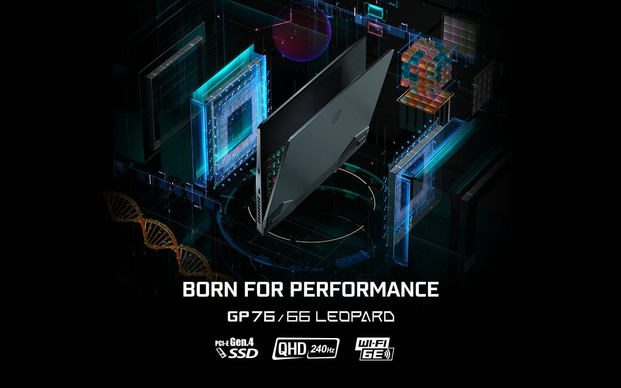 MSI Born for Performance