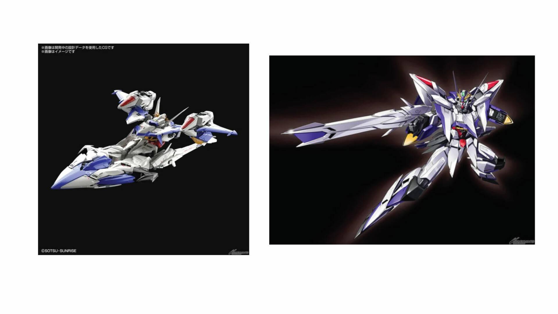 MVF-X08 Eclipse Gundam