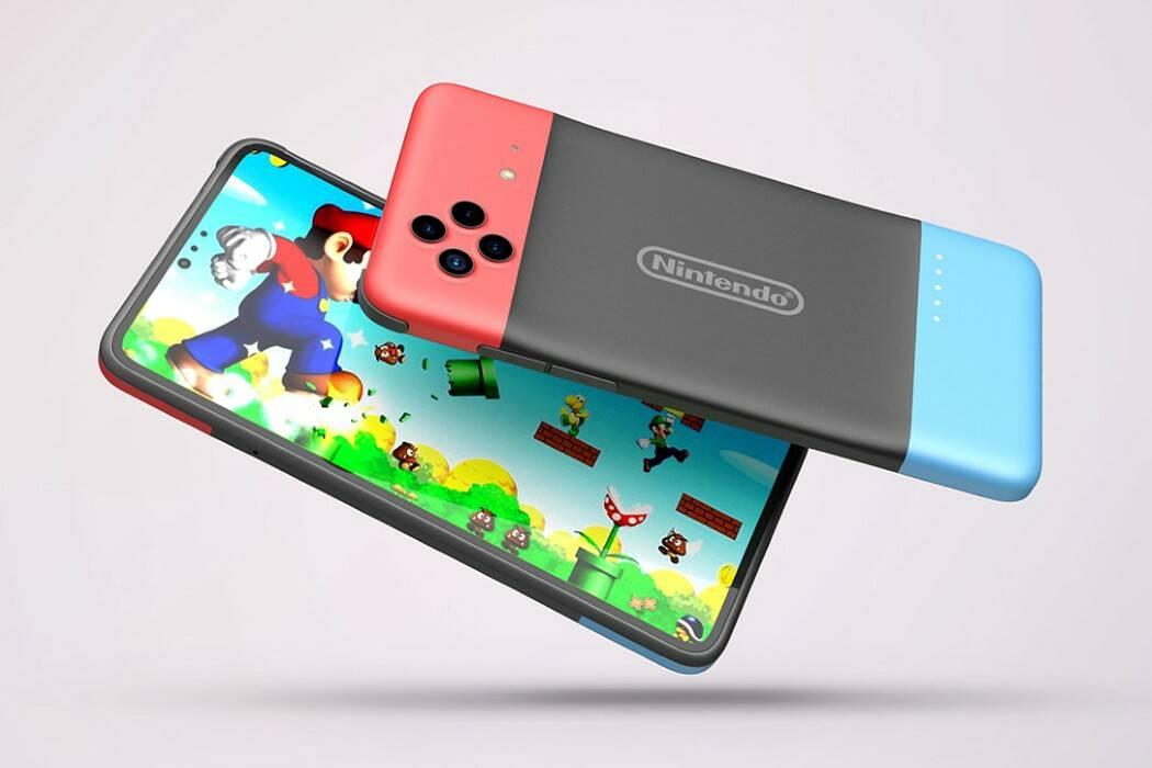 Nintendo Delight (smartphone concept)