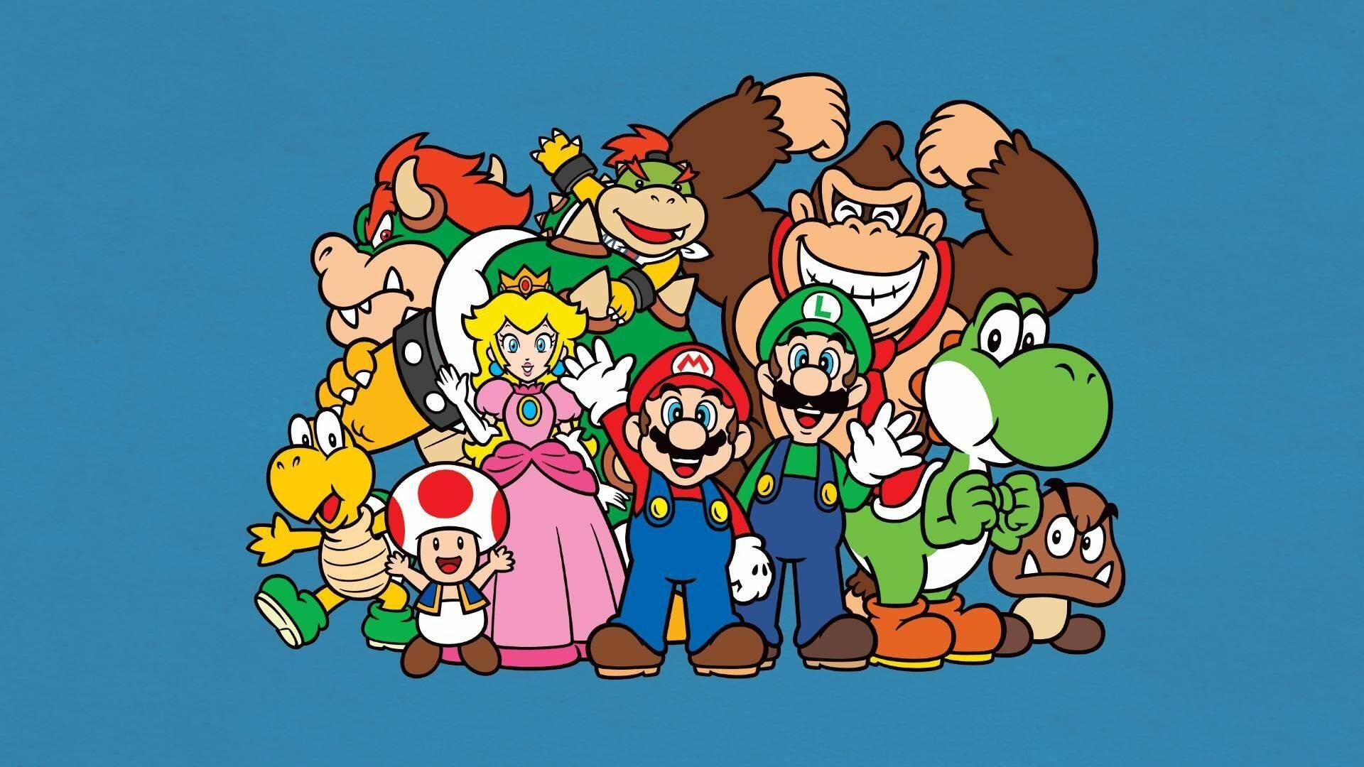 Nintendo generica