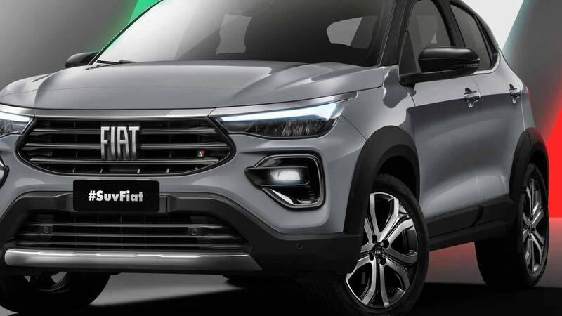 Nuovo SUV Fiat, la casa italiana svela i …
