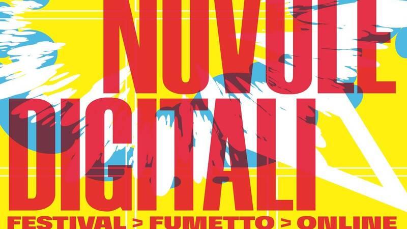 Culture POP media partner of Nuvole Digitali, an online comics festival