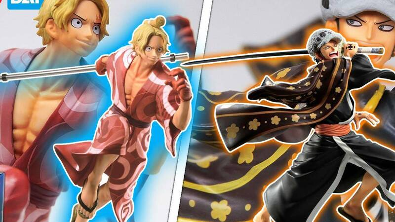 One Piece Full Force: Law & Sabo from Bandai Namco: Review