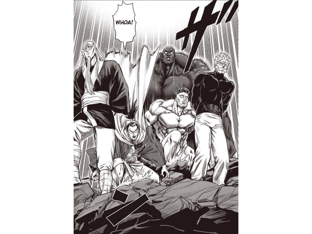 One-Punch Man 141