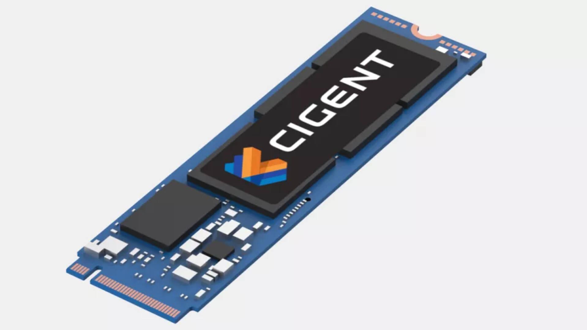 Phison Cigent Secure SSD