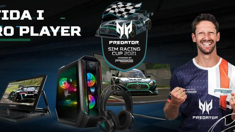 Acer annuncia la Predator Sim Racing Cup …