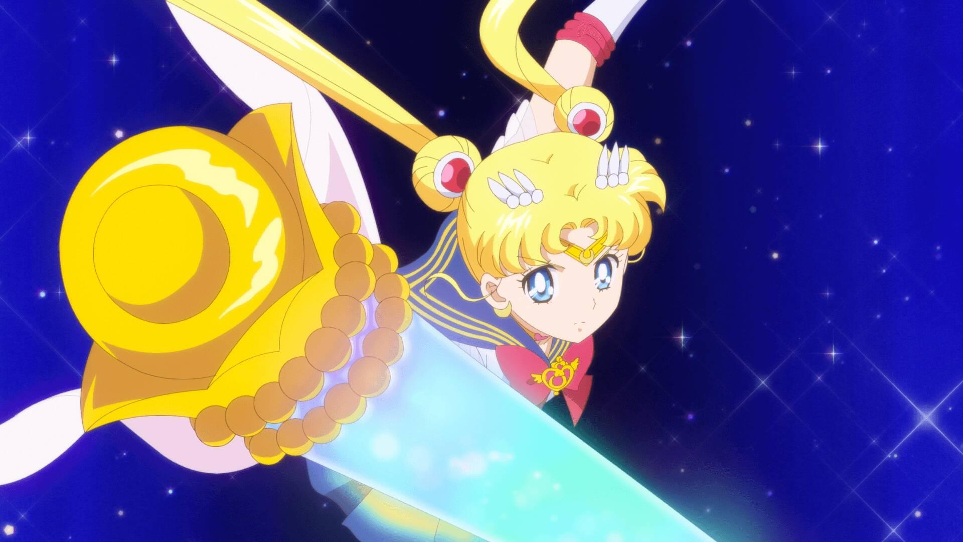 Pretty Guardian Sailor Moon Eternal