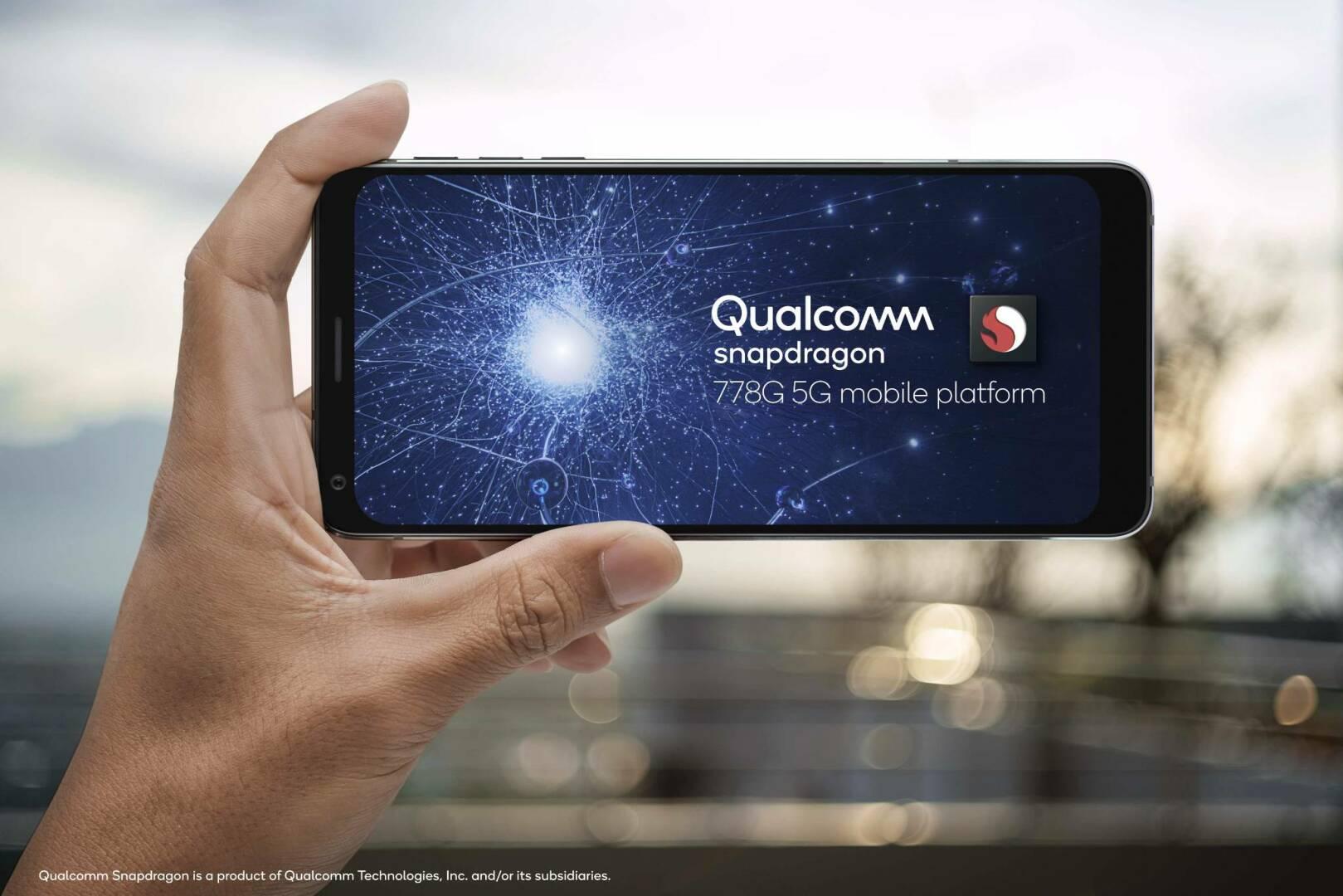 Qualcomm Snapdragon 778G 5G