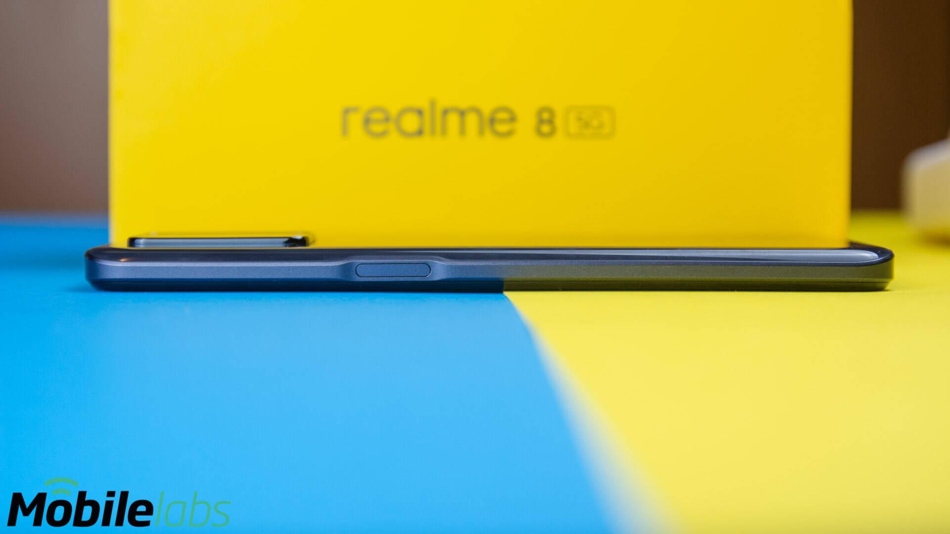 realme - 8 5G