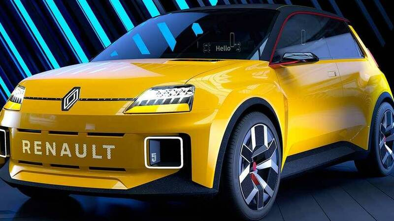 Renault aims to open a new pole for the production of electrical
