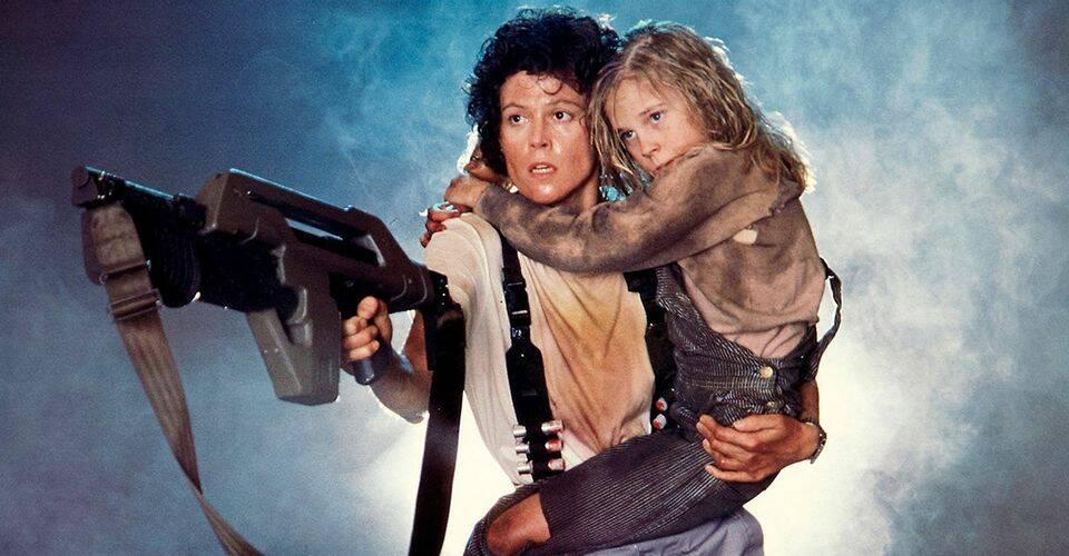 Ripley e Newt