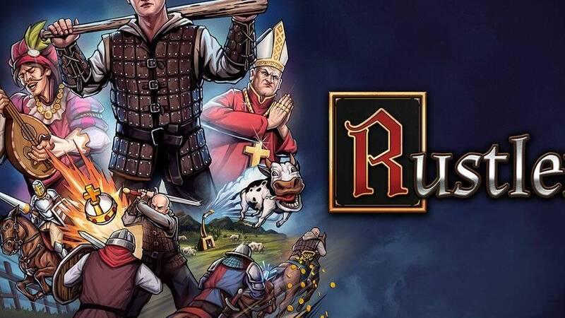 Rustler: Medieval GTA finally has a release date