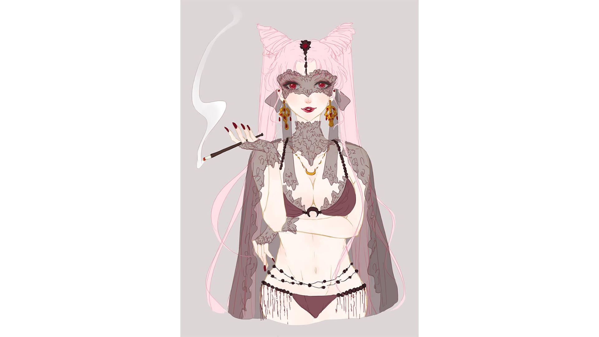 Sailor Moon Lingerie