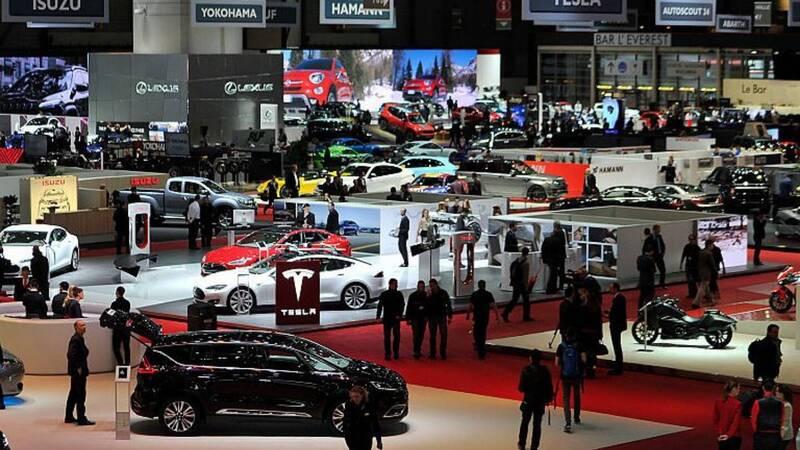 Geneva Motor Show, 2022 dates canceled