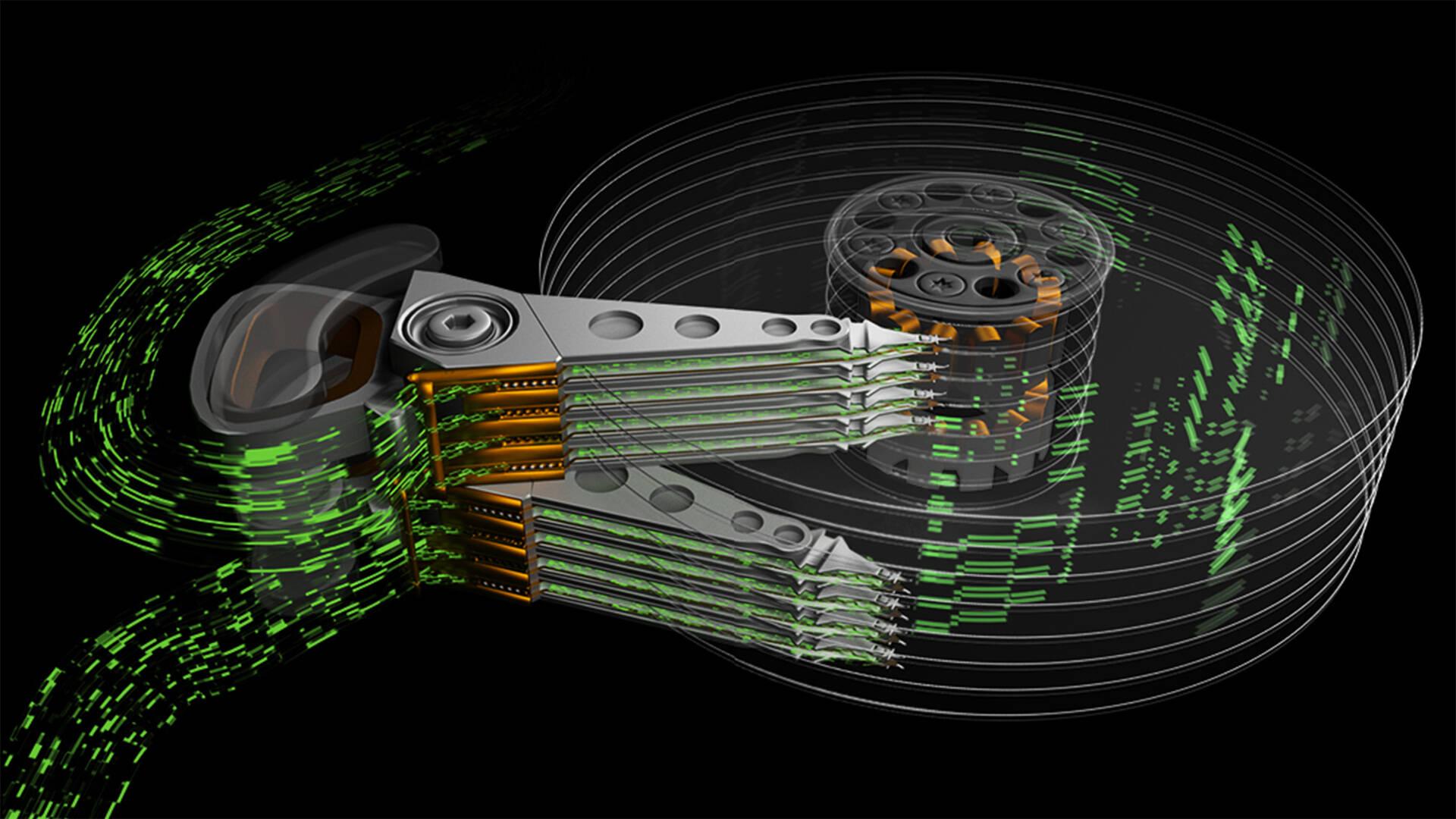 Seagate HDD doppio attuatore