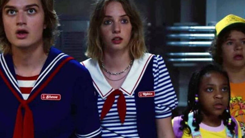Stranger Things 4: il primo trailer