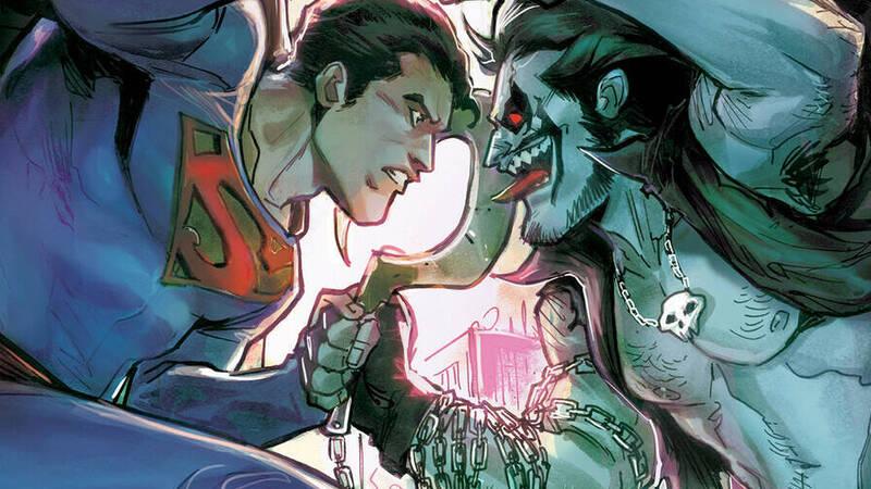DC announces Superman vs Lobo