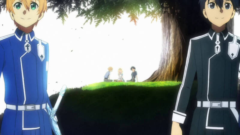 Sword Art Online: Project Alicization, the manga ends