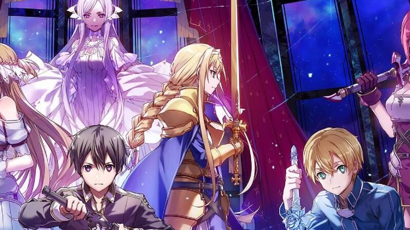 Sword Art Online: Alicization Lycoris ends the manga