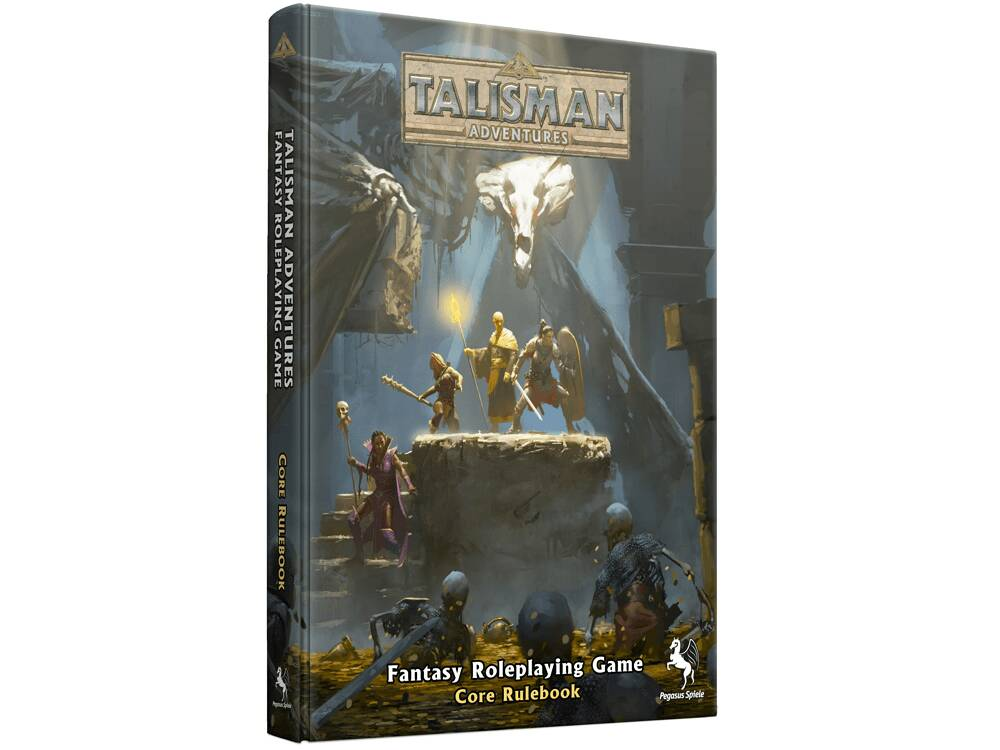 Talisman Adventures Fantasy Roleplaying Game