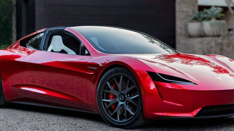 Tesla Roadster will be able to go from 0 to 100 in 1.1 seconds
