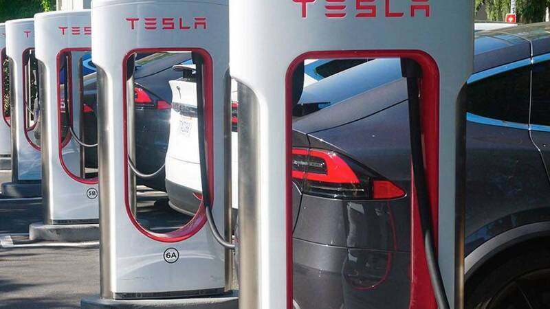 Free Tesla Superchargers in flood-affected areas of Europe