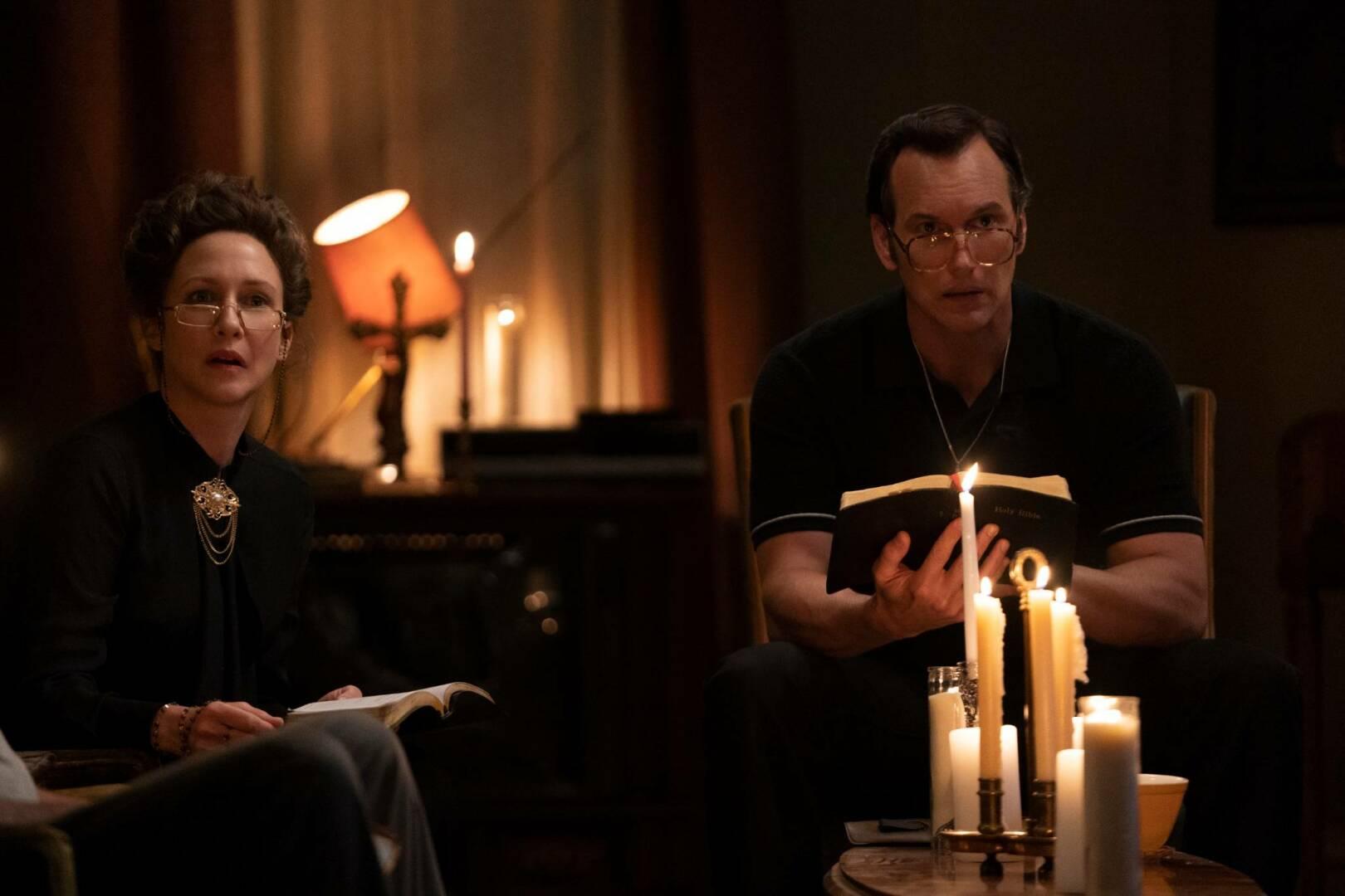 The Conjuring: Per Ordine del Diavolo, intervista a Patrick Wilson e Vera Farmiga