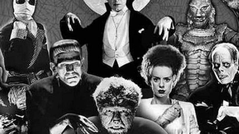Universal's Monsters inspired sneakers available