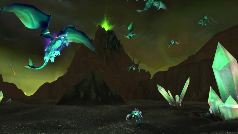 World of Warcraft, Burning Crusade Class …