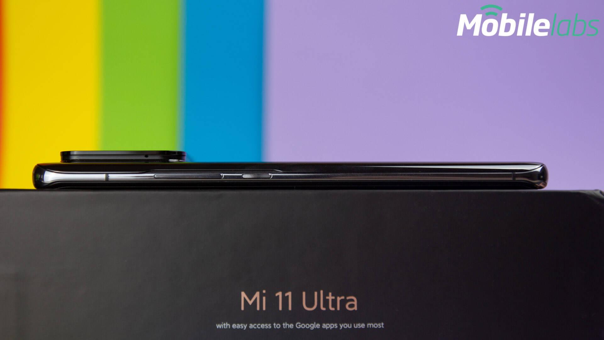 Xiaomi - Mi 11 Ultra