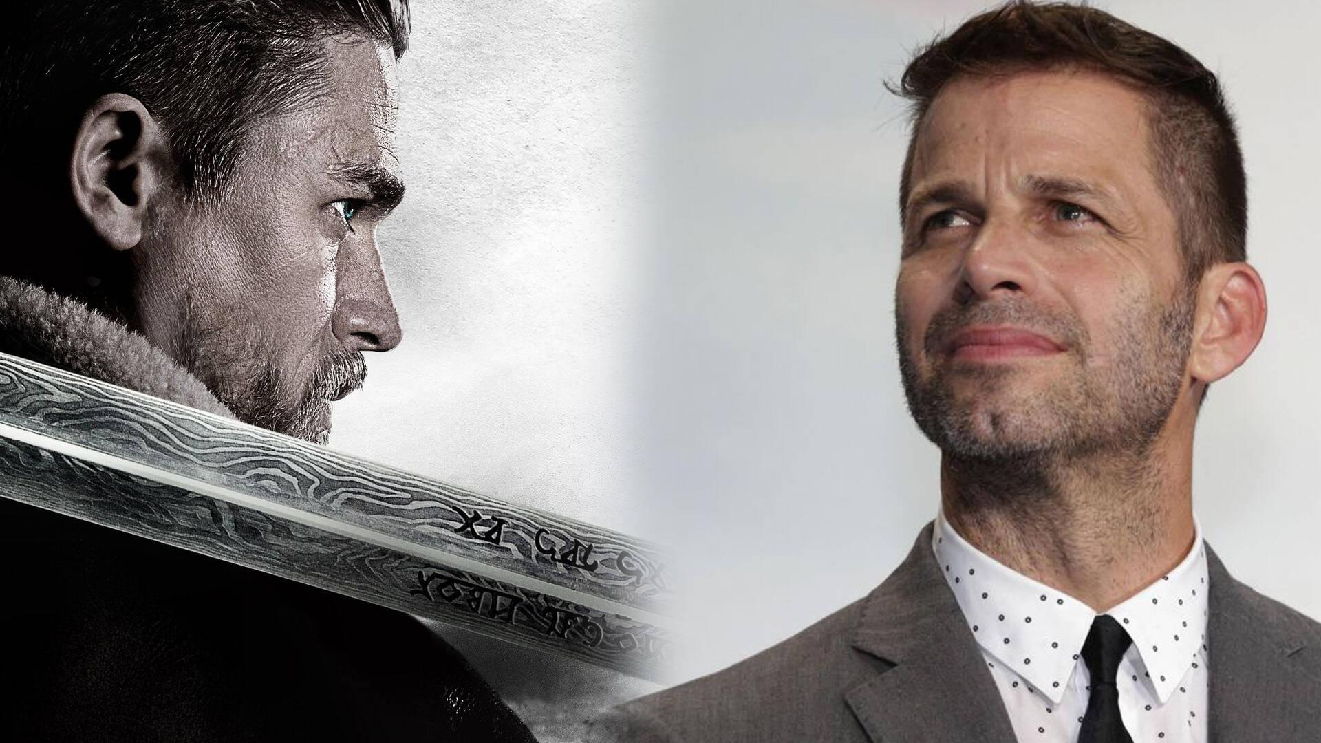 Zack Snyder King Arthur