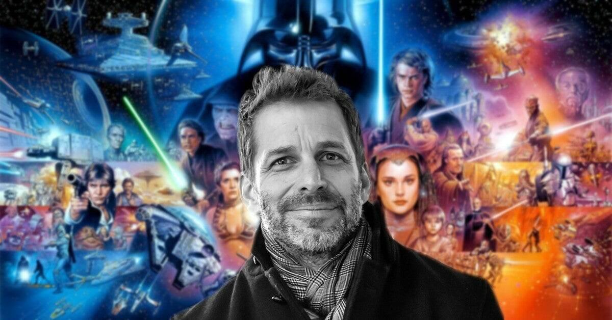 Zack Snyder Star Wars