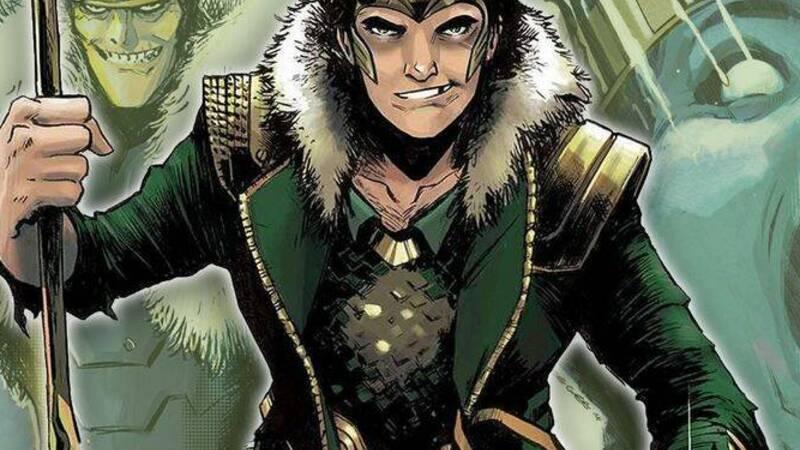 Loki: Agent of Asgard, the God of Deception in the Asgard Secret Service