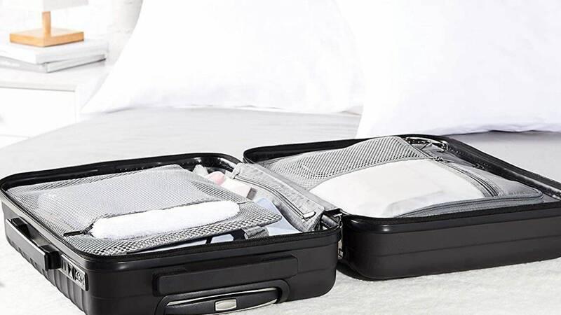 Over 40% off Amazon Basics travel products