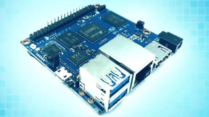Banana Pi, the new Raspberry Pi competitor with HDMI 2.1 is now available