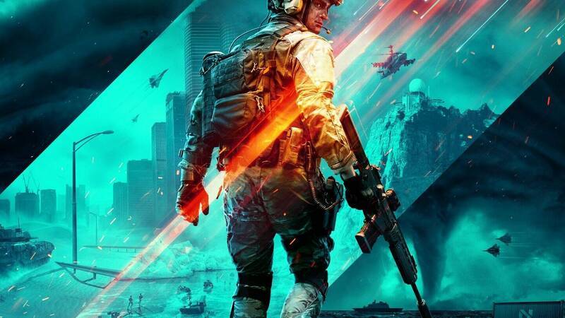Battlefield 2042 isn't the only project DICE is working on