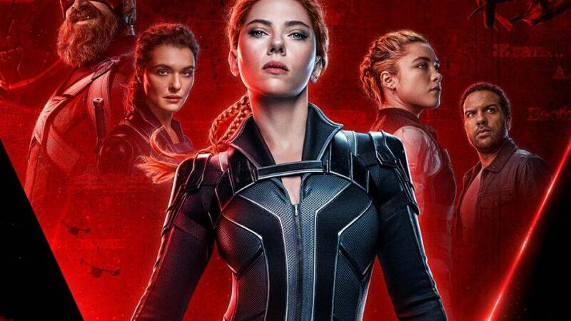 Black Widow: how to see the new Marvel movie