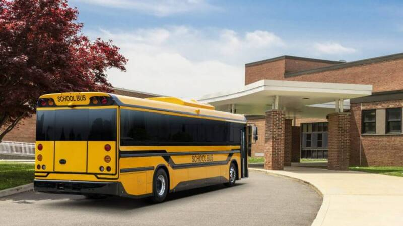 BYD revolutionizes electric school buses with bidirectional charging
