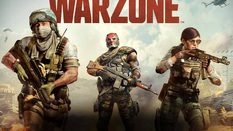 Call of Duty Warzone and Black Ops have a new update, here are the news