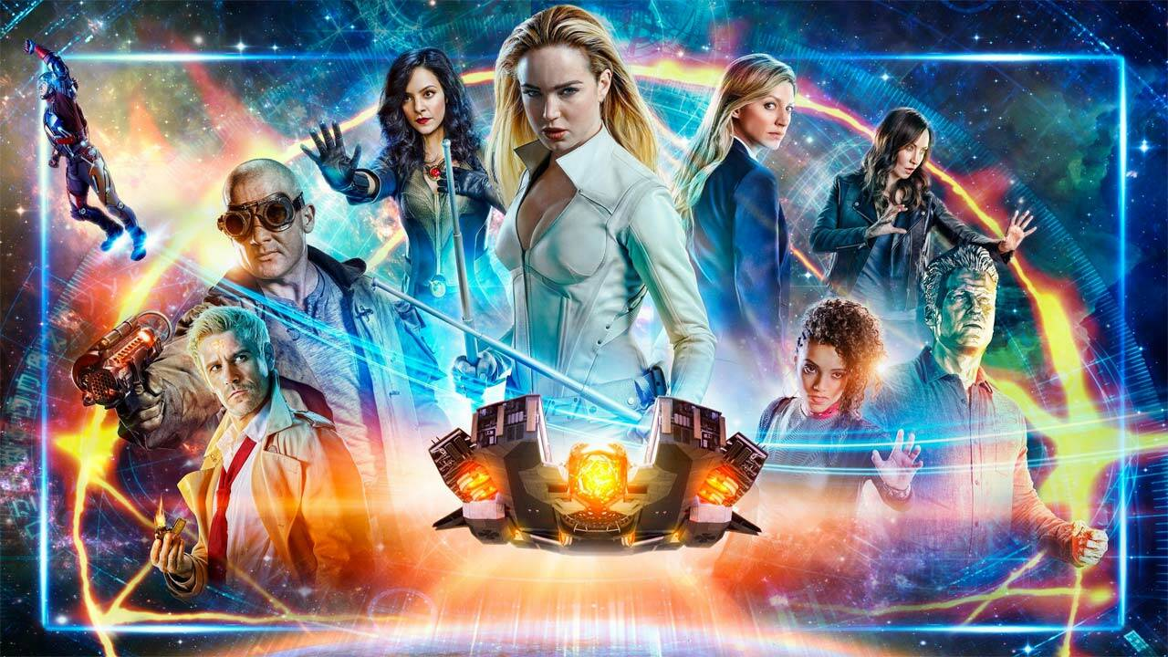 DC's Legends of Tomorrow Stagione 5 in Home Video, recensione